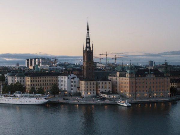 Jobzone i Stockholm