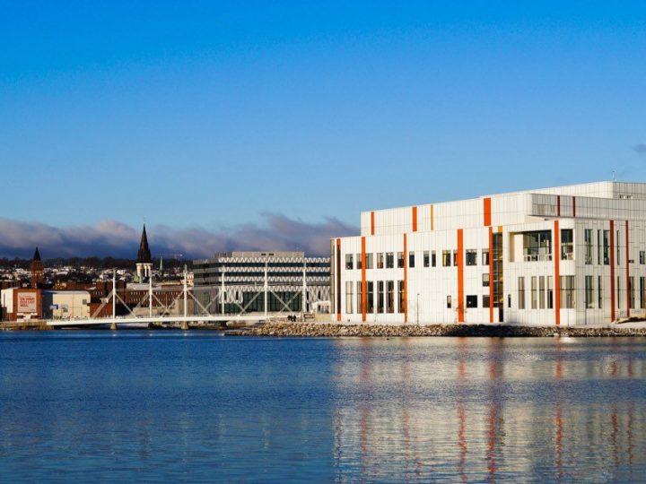 Jobzone Jönköping – Obiektach budowlanych