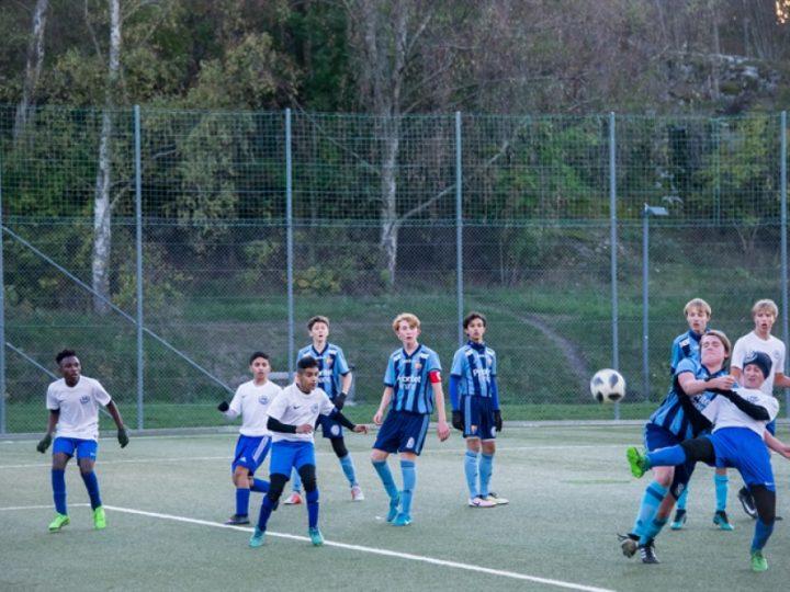 Kungsängens IF, Pojkar – 04. Ett av årets lag sponsrade av Jobzone!